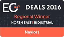 EGi Deals 2016 Regional Winner logo
