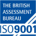 The British Assessment Bureau - ISO 9001 logo